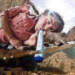 LifeStraw - Paille filtre à eau