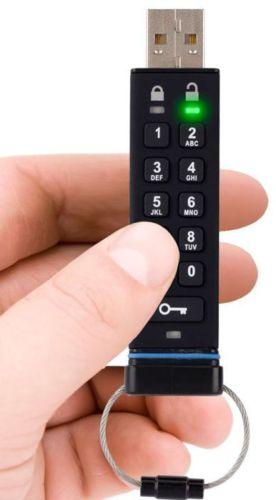 Clé USB à mot de passe