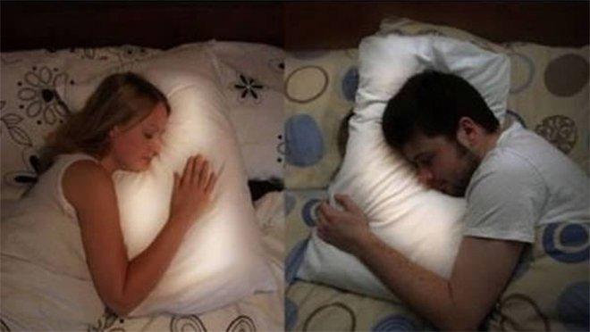 Les oreillers qui entretiennent une relation à distance