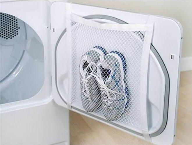 Le filet pour sèche-linge pour sécher certains linges de façon sûre
