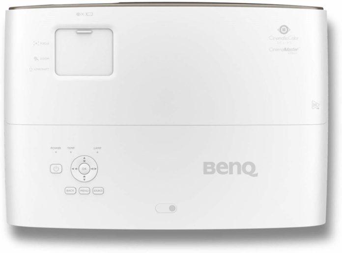 BenQ W2700 Vidéoprojecteur