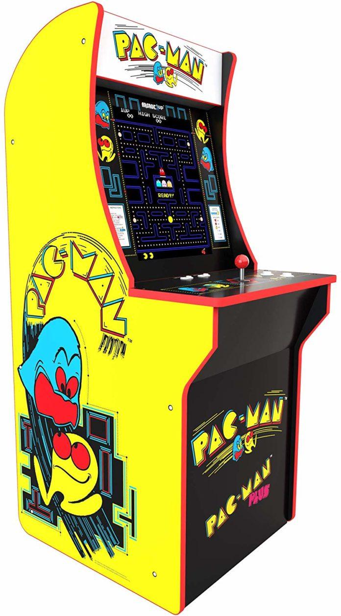 Borne d'arcade Numskull Pac-Man