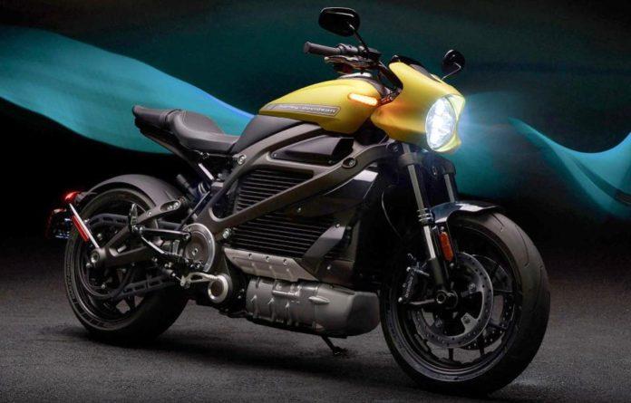 Harley-Davidson's LiveWire