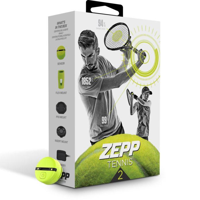 Tennis 2 de Zepp