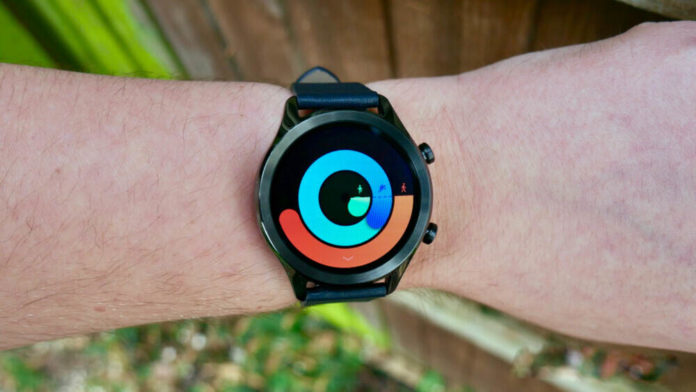 Test de la montre connectée Ticwatch Mobvoi C2